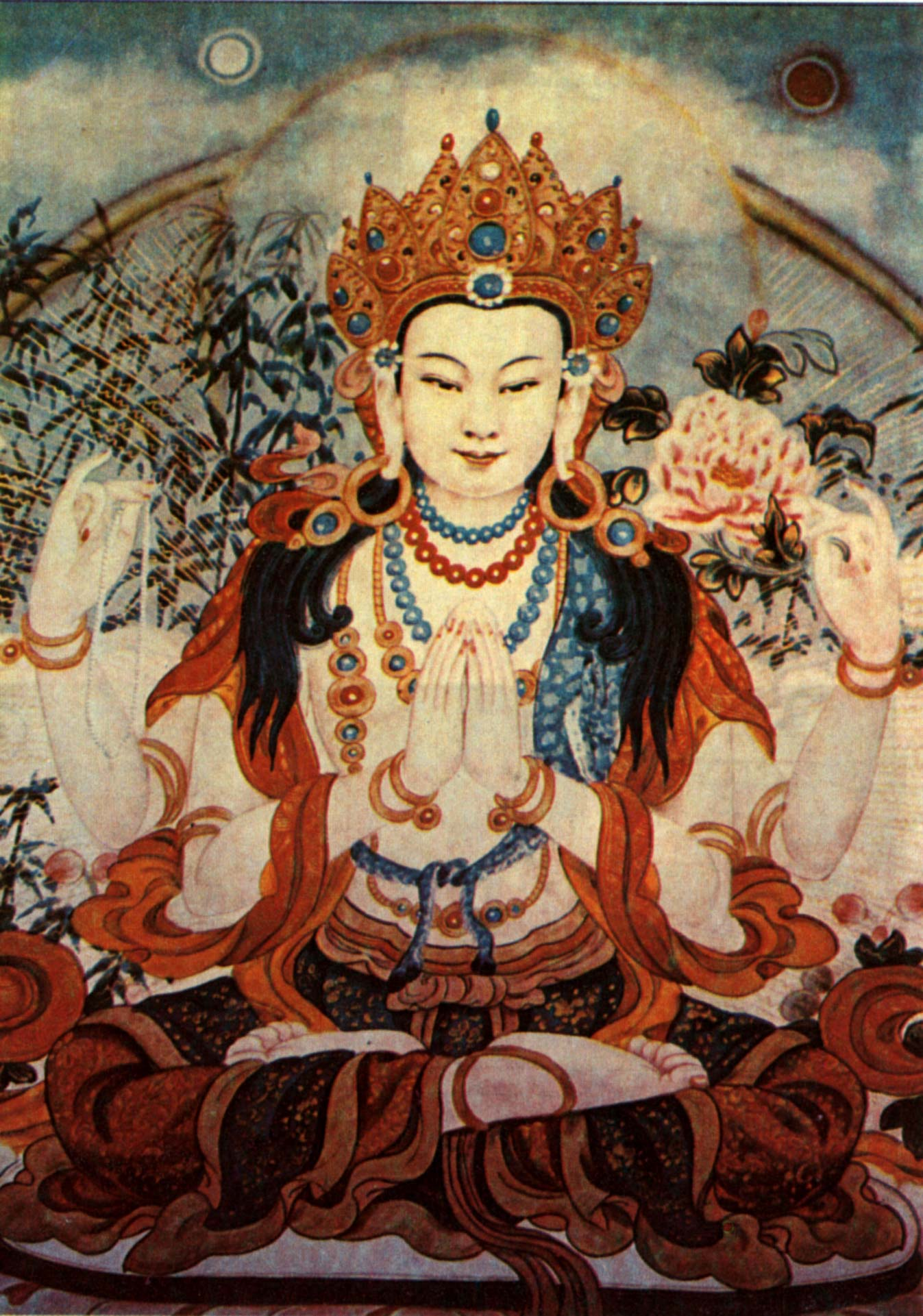 bodhisattva avalokiteshvara of the lions roar essay